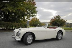 1957 Austin Healey 3000 100-6 with factory upfit to 3000 Photo