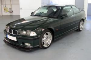 1995 (N) BMW E36 M3 GT Individual (1 of 50 Homologation Specials)
