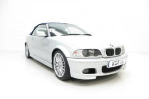 A Powerful BMW E46 330Ci Sport Convertible with just Two Owners and Full History