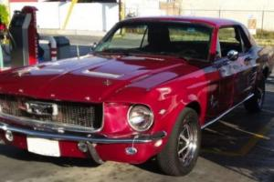 Ford Mustang 1968 Hardtop Automatic