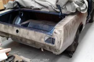 Mustang 1965 1966 65 66 Coupe Restoration Project Perfect Body Fresh 351W C4 V8 in VIC
