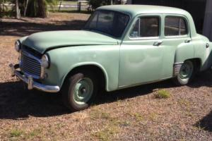 1954 Mark VII Hillman Minx Motor CAR in QLD