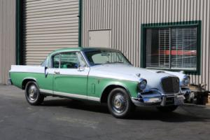 1956 Studebaker Golden Hawk Photo