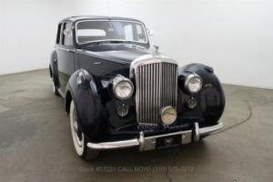 1952 Bentley R-Type Right Hand Drive Photo