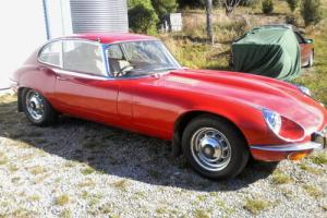 1973 Jaguar E TYPEV12 Series 3 ONE Owner From NEW