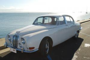 1966 Jaguar 3 8s Manual Overdrive in QLD