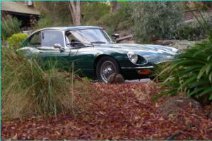 1972 Jaguar E Type 2 2 Auto Series 3 V12 Australian Delivery in VIC Photo