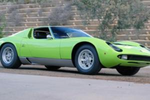 1969 Lamborghini Other P400 S Photo