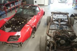 Corvette restoration ***Now taking bookings***