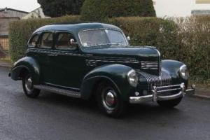 1939 CHRYSLER ROYAL SALOON