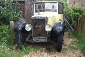 DAIMLER LIMOUSINE LANDAULETTE 1929 historic vehicle rare