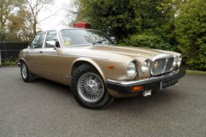 Daimler DOUBLE SIX HE AUTO 1983 (Y reg), Saloon ONLY 73,000 MILES