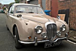 1968 Daimler V8 250 - Ready for the Show Ring!