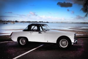 MG Midget 1970 Rare Model With Factory Wire Wheels in NSW Photo