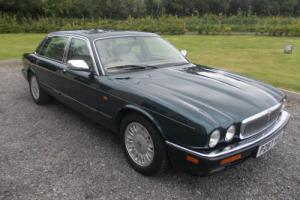 1996 DAIMLER DOUBLE SIX Spruce Green