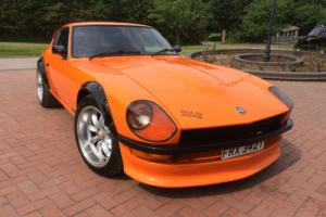 1978 DATSUN 260Z 2.6 SHOW CAR, NUT AND BOLT REBUILD.