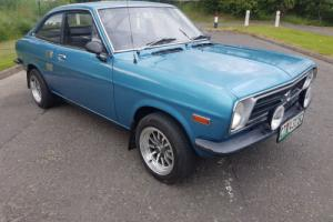 1974 DATSUN 1200 GX COUPE - BLUE - RHD IMPORT - VERY GOOD CONDITION FOR AGE