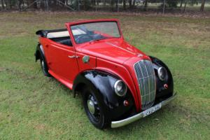 Morris 8 Tourer Including TWO More Unrestored Morris 8 Tourers in NSW