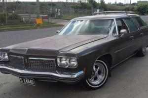 1973 Oldsmobile Custom Cruiser Sation Wagon