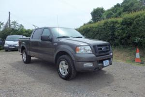 FORD F150 TRITON 2X4/ 4X4. AUTO WITH O/D 4DR ONE OWNER 89K LPG PRIVATE PLATE.
