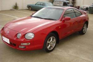 1999 Toyota Celica SX R Liftback With Only 126 000KMS