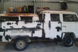 Kombi Dual CAB 1978 Project in QLD