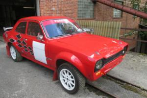 Mk1 Ford Escort road registered Rally/Track car