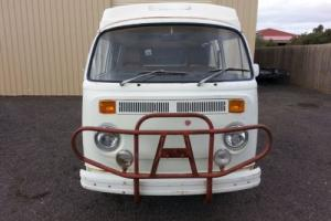 VW Kombi 1979 BAY Window Very LOW KMS Stored 33 Years Original Continental Tyres in VIC