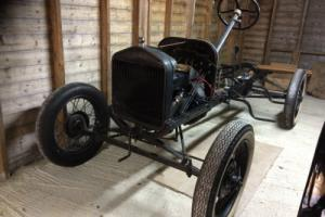 1923 Vintage FORD MODEL T SPORTS Speedster Racer Restoration Project