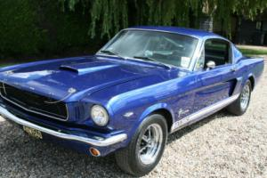 Ford Mustang Fastback 1966,302 V8, manual,GT350