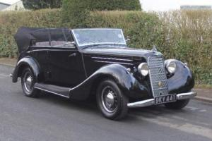 1936 HILLMAN HAWK CABRIOLET Photo