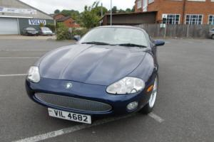 JAGUAR XK8 R - 2002 ON A PRIVATE PLATE (INCL)