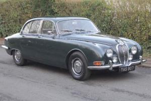 1965 JAGUAR S TYPE 3.8 MANUAL