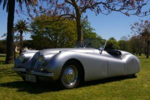 XK 120 Super Sport Photo