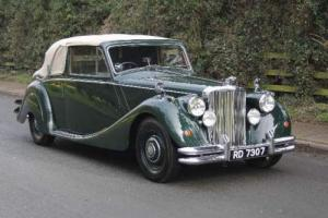 1951 JAGUAR MKV 3.5 DHC