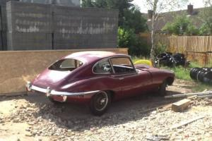Jaguar E Type 4.2 FHC No Reserve