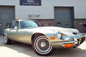 1972 Jaguar E-Type 5.3 V12 Series III 2 + 2 Great Example! Good Investment Photo