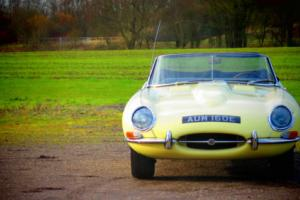 1967 jaguar XK e-type series 1 4.2 OTS Photo