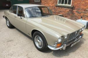 1972 Jaguar XJ6 4.2 Series 1 Manual Photo