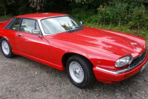 Jaguar xjs 3.6 auto average miles above average condition px cons Photo
