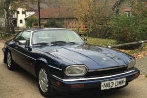 1996 JAGUAR XJ-S XJS 4.0 CELEBRATION LAST OF PRODUCTION