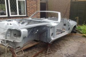 Brand new Jaguar XJS facelift body shell spares or repair