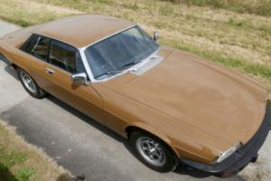Jaguar XJ-S   ( Pre-HE. Superb example,  1 previous owner  )