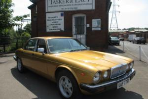 1983 Jaguar 4.2 XJ6 Auto Series III Gold Excellent Throughout