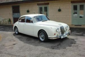 "1959 JAGUAR MK2 ""3.8 COOMBS RECREATION"""