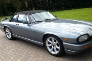 1987 TWR JAGUAR XJ-SC CABRIOLET FACTORY 4 SEATER V12 5.3 HE VERY RARE Photo