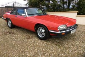 JAGUAR XJS V12 CABRIOLET XJ-SC-LOW MILES EXTENSIVE HISTORY PX ROLEX HUBLOT OMEGA Photo