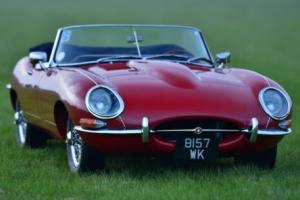 1964 Jaguar E-Type Series 1 Roadster