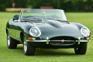 1962 Jaguar E-Type Series 1 3.8 Roadster RHD