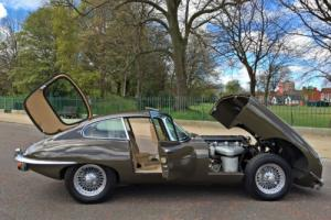 1969 Jaguar 'E' TYPE Series 2 4.2 FHC Coupe - RHD - MATCHING NUMBERS